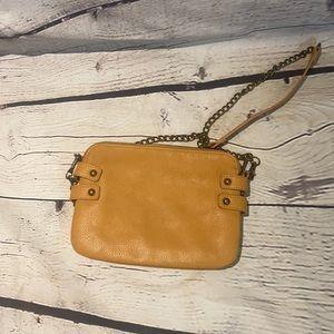 Forever 21 crossbody chain strap purse